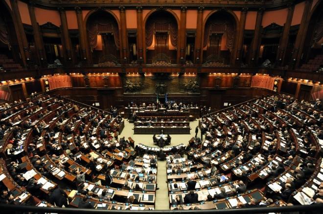 Camera-dei-Deputati-Parlamento-italiano