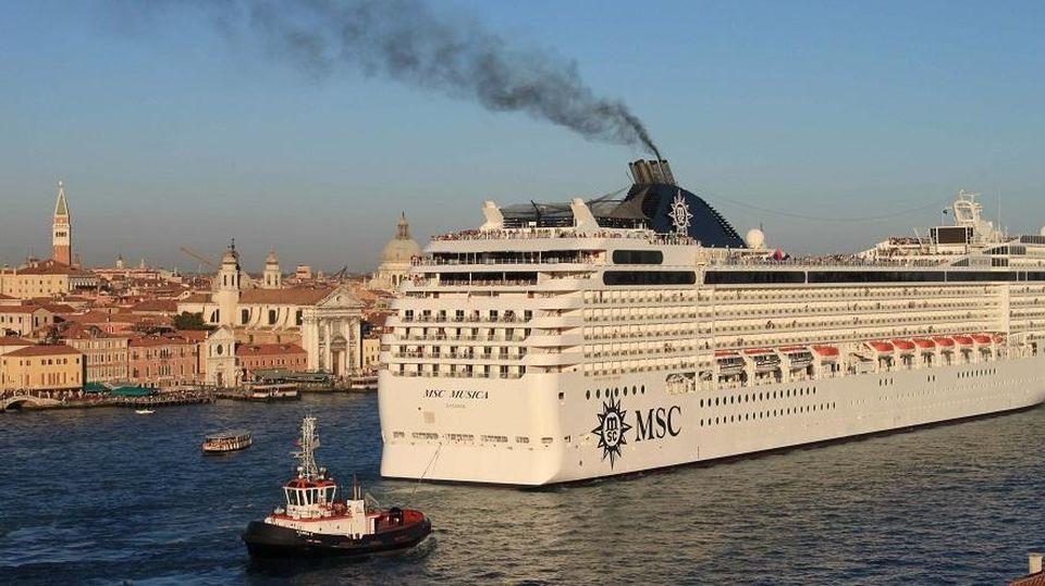 inquinamento_grandi navi_venezia